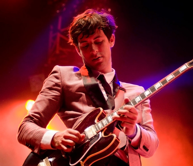Mark Ronson © Chris Hakkens 2012