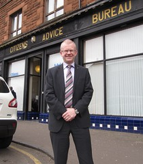 "Outside Parkhead Citizens Advice Bureau • <a style=""font-size:0.8em;"" href=""http://www.flickr.com/photos/78019326@N08/6981888751/"" target=""_blank"">View on Flickr</a>"