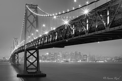 FREE PRINT GIVEAWAY! (~ Aaron Reed ~) Tags: sanfrancisco california bridge night print photography google contest photographyclass free photographers giveaway baybridge stockphotos stockimages professionalphotography bla