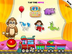 Abby Toy Train
