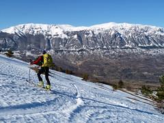 Scialpinismo Majella - dal Guado di Sant'Antonio a Fara San Martino