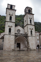 The Cathedral of St Tryphon (Richard Boyle) Tags: balkans montenegro kotor