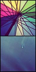 water colors rain clouds umbrella nuvole drop smartphone... (Photo: M.A.R.I.A.N.O on Flickr)