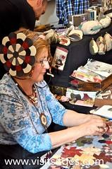 FESTIVAL PATCHWORK SITGES 2014 (Sitges - Visit Sitges) Tags: festival 14 feria internacional craft patchwork coser sitges creatividad telas manualidades 2014 hilos