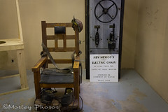 Old Main Prison Santa Fe-46 (luvlethalwhites) Tags: newmexico santafe riot tour prison nm deathrow inmates electricchair maximumsecurity oldmainprison