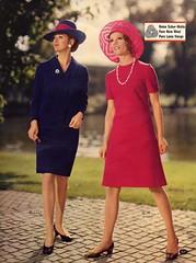 1969 Bader (dykthom1000) Tags: 1969 fashion mode