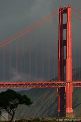 "The Golden Gate Bridge (18""x27"") (JMichaelSullivan) Tags: goldengatebridge sanfrancisco california 2014 mjsfoto1956 pentax k3 da60250mm 100v 18x27 5f 200v 10f 300v 400v 500v smc pda 60250mm f4 ed if 1000v"