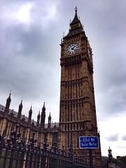 Bye bye London was a memorable trip (Swami Stream) Tags: london big ben unitedkingdon april2014