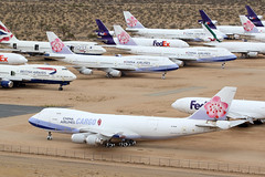 China Airlines in Victorville (ColinParker777) Tags: china california plane canon sadness fly sad desert zoom aviation air flight cargo southern telephoto cal airline 7d pro british fdx ba boeing airways fx airlines stores fedex retired ci scrap boneyard freight 747 airliner retirement jumbo logistics freighter 747400 victorville baw 744 scrapped stored 100400 vcv aviate 747400f 744f 7d2 cargoitalia kvcv 7dmkii 7dii 7dmk2