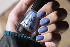 [Desafio 31 Unhas] Arco-ris: Neptune, Dance Legend (beeanka.) Tags: blue azul nails periwinkle nailpolish neptune dl unhas holographic esmalte cornflowerblue holodays hologrfico dancelegend azulils holodadys