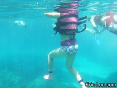 Raya Island Phuket snorkeling (25) (Eric Lon) Tags: sea mer fish swim stars thailand island nager holidays jellyfish ile diving snorkeling corals poissons etoiles coraux meduse plonger ericlon