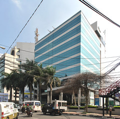 Wisma Bumiputera (BxHxTxCx) Tags: building office bandung kantor gedung