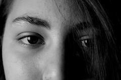 Il Lato Oscuro ... The Dark Side (Marco_964) Tags: portrait bw dark eyes side occhi ritratto bianconero lato monocrhorme