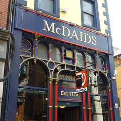 McDaids, Dublin 2. (piktaker) Tags: ireland dublin bar pub inn eire tavern pubsign roi innsign publichouse republicofireland mcdaids