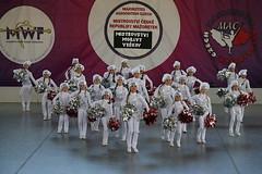 Majorettes and champions (Ambrosini 46) Tags: sport canon dance championship czech indoor majorettes 70d