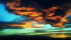 Las Vegas Sunsets 194845 (schurr.keith) Tags: las vegas sunsets