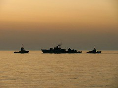 Sevastopol #crimea #sevastopol #sea #seascape #ship #fleet #nave #navy #marine #sunset #sky #evening #travel (Ozherelyeva_I) Tags: travel sunset sea sky seascape evening marine ship navy nave fleet sevastopol crimea