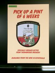 6 Weeks To Eternity, Pete McKee 2016 (Dave_Johnson) Tags: art beer artist sheffield ale exhibition alcohol magna realale 6weeks rotherham southyorkshire thornbridge petemckee magnacentre thornbridgebrewery 6weekstoeternity