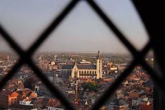 vanuit Sint-Romboutstoren (mechelenblogt_jan) Tags: mechelen sintromboutstoren olvoverdedijlekerk