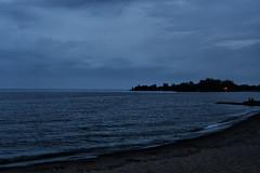DNZ_0646_00008 (Alberto Donzelli) Tags: toronto storm beach weather night clouds beaches boar