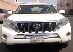 Toyota - Prado TXL - 2015  (saudi-top-cars) Tags: