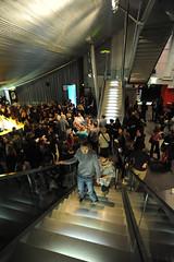 photoset: Tanzquartier Wien: Premiere Jerome Bel - Show must go on (17.2.2012, TQW - MQ)