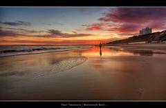 25.2012. - Bournemouth Beach ... (Pawel Tomaszewicz) Tags: england sky colors clouds photoshop canon eos europe angle dorset hdr hdri pawel chmury photomatix 1200x800 tomaszewicz paweltomaszewicz