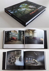 my first book ([AndreasS]) Tags: urban art print book foto pages decay exploring text fine photographs forgotten bok exploration addiction dereliction publication ue sider fotografi blurb urbex de forfall steder andreass nedlagt forlatte mrnorue forfallsestetikk