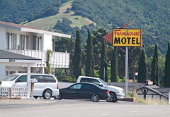 Farmhouse Motel...California (ArtApril) Tags: california travel canon photography hotel motel roadtrips holidayinn roadside phototrips wwwyourphototravelguidecom