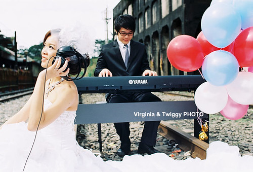 Film x Lomo Pre-Wedding Photo- Daniel & Crystal*4