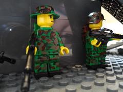 Zombie apoc moc (KyLegoBoy) Tags: lego zombie epic apoc moc brickarms