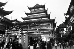 Shanghai Old Town  (Andy*Enero) Tags: china travel shanghai    shanghai  earthasia shanghaioldtown