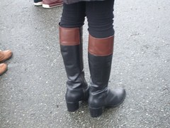 middle heel knee high boots () Tags:  longboots blackbrown