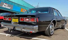 Chevrolet Impala Sedan  (1979) (Boushh_TFA) Tags: cruise chevrolet netherlands sedan nikon king nederland nikkor impala 1979 vr maxis muiden 18200mm d90 vrii 61gfs5