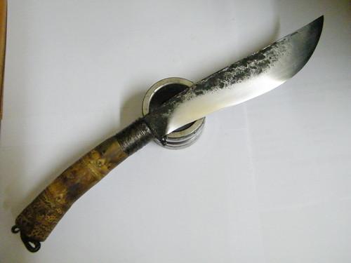 มีดเหล็กแหนบ
