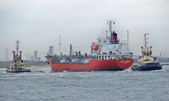 Ships on the Tees-Lady Elena-10 (Kev's.Pix) Tags: river coast seaside ship ships cleveland teesside northyorkshire tees rivertees chemicaltanker britishrivers ladyelena shipsonthetees