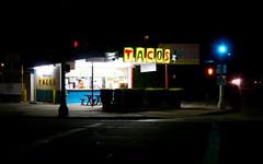 Henry's Tacos (tobysx70) Tags: california ca street city toby night digital canon studio lights restaurant la stand los nocturnal traffic angeles tacos powershot illuminated lit hancock avenue henrys s90 moorpark tujunga canonpowershots90 canons90 tobyhancock
