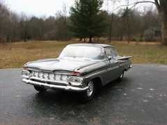 '59 IMPALA IN 1:43 (richie 59) Tags: winter usa cars chevrolet hardtop car america toy outside toys us backyard automobile gm unitedstates headlights grill chevy chrome headlight oldcar impala oldcars automobiles toycar taillights taillight modelcars tailfin 2012 modelcar toycars chevys tailfins 143 americancars frontend diecast generalmotors grills 2door americancar chevyimpala oldchevy twodoor diecastcars 143scale mydiecast uscar uscars 1950scar 1950scars chevyhardtop miniaturecars diecastcar 1959chevy 2doorhardtop gmcar greycars gmcars 1959chevyimpala greycar oldchevys roadchamps diecastvehicles diecastcollection 1959impala diecastautos richie59 diecastchevy feb2012 feb152012