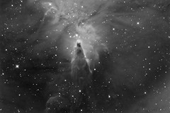 NGC 2264 Cone Nebula (Final Ha) (floppypaws) Tags: nb rc paramount paramountme Astrometrydotnet:status=solved ha3nm Astrometrydotnet:version=14400 astrotech10 nebulaheutech lpsastrodon fstl6303moagngc2264ngc 2246cone Astrometrydotnet:id=alpha20120244040038
