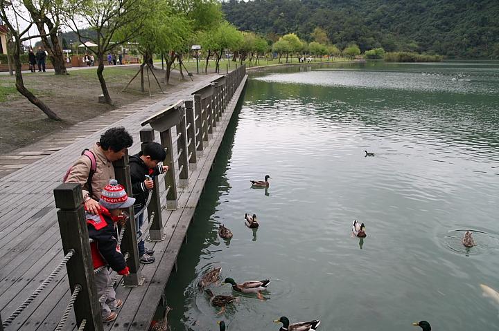 宜蘭冬山鄉梅花湖0012