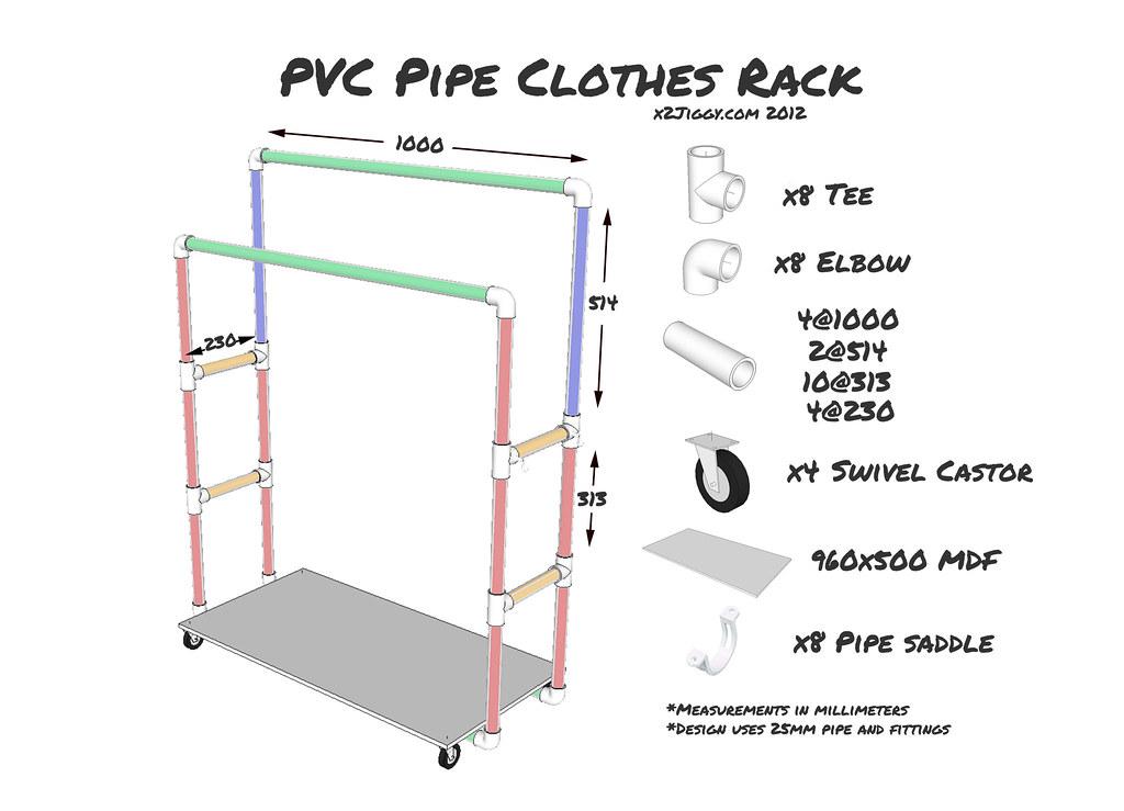 Saddle Rack Design Plans