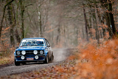 Boucles de Spa 2012 (Guillaume Tassart) Tags: auto ford car race belgium belgique rally racing spa escort 2012 boucles