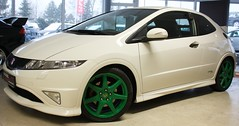 Honda Civic Type R (hondafugel) Tags: white honda championship civic typer takata fn2 fugel