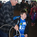 Buzz Bozzini of Double Tree Ranch in Sebastopol teaches roping Rope Demonstration