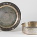1012. Child's Sterling Bowl and Underplate