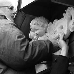 do you believe in angels? (Yvonne Huntelerslag) Tags: rene menatwork angels ottoland