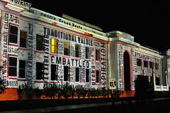 OPH (Kristian) Tags: building festival architecture night australia canberra act enlighten