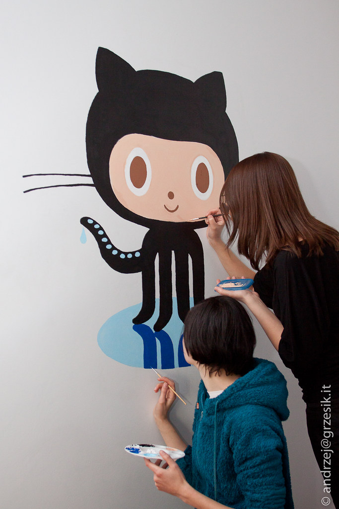 The World's Best Photos of git and octocat - Flickr Hive Mind