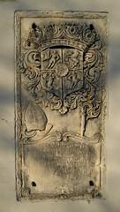 Pazin, chiesa di San Nicola (violica) Tags: coatofarms cathedral dom croatia duomo croazia stemma istria hrvatska pazin istra bassorilievo lowrelief pisino