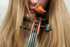 (evilibby) Tags: detail face mouth nose violin blonde libby string strings fiddle 365 pegs peg violinist scroll fiddler violinscroll 3655 365days 365days5 fiddlescroll